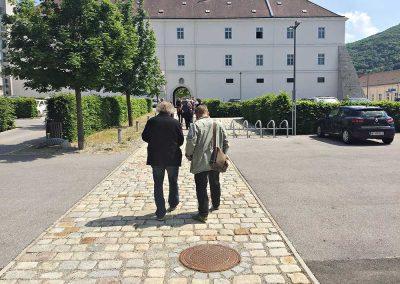 Hotel altes Kloster, Kulturfabrik Hainburg