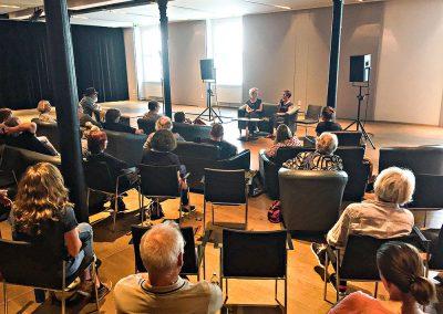 Diskussion 2, Kulturfabrik Hainburg2