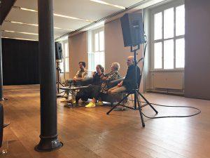 Diskussion 1, Kulturfabrik Hainburg2